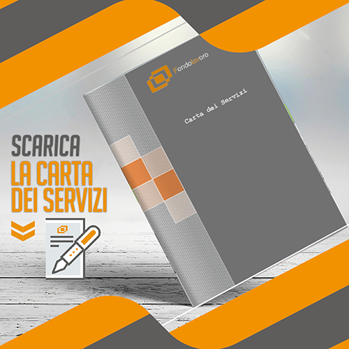 Fondolavoro - Carta dei Servizi